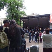 веселое местечко (танцы, концерт) :: Sabina