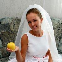 Невеста :: Владимир Помазан