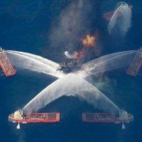 Пожар в океане :: irina Schwarzer