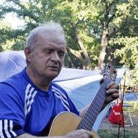 Грушинский фестиваль авторской песни :: Геннадий Dobrov