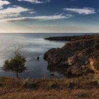 Крымские закаты :: Марина