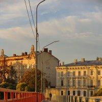 утро на мосту :: Александр