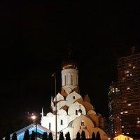Храм в Курово. :: Sergey Serebrykov