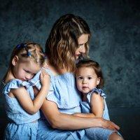 Семейный портрет :: Светлана Тимошенина