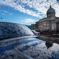 Облака августа :: Denis Makarenko