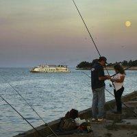 Рыбалка была сложной..... :: Volodymyr Shapoval VIS t