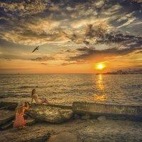 Утомленное солнце... (классический сюжет) :: Александр Бойко