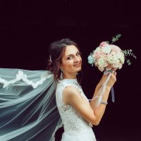 Свадебный день ❤️ :: Иллона Солодкая