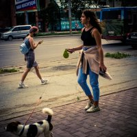 Прогулка :: Елена Берсенёва
