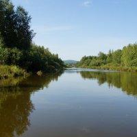 река Исеть :: Наталья Т