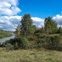 Домик у реки :: Александр Гурьянов
