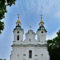 Церковь в Вольно, Беларусь :: Александр Сапунов