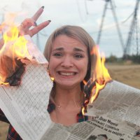 Огонь :: Евгений Князев
