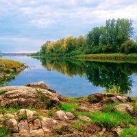 река Кузбасса :: marina ostapova
