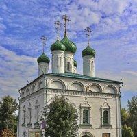 церковь Архангела Михаила :: Михаил Николаев