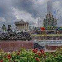 Фонтан Каменный цветок :: Ольга