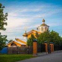 Храм Покрова Божией Матери Санкт-Петербург :: Руслан Лиманский