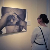 На выставке :: Елена Берсенёва