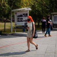 На улицах города :: Елена Берсенёва
