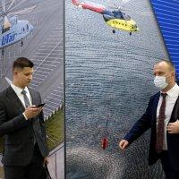 Вертолеты :: Сергей Золотавин