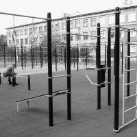 Workout :: Радмир Арсеньев