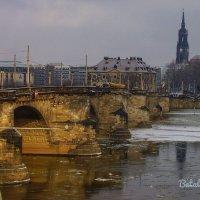река Эльба :: Светлана Баталий