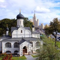 Церковь зачатия Анны. :: веселов михаил