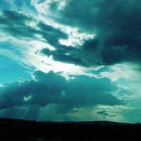 По дороге с облаками.. :: Любовь Иванова