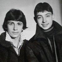 Два товарища :: Виктор  /  Victor Соболенко  /  Sobolenko
