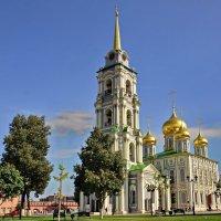 Златые луковки Успенского собора :: Марина Волкова