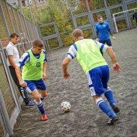 Играем в футзал :: Сергей Порфирьев