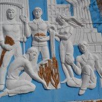 Мирная жизнь...Казахской Советской Социалистической Республики... :: Андрей Хлопонин