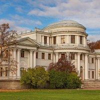 Елагин дворец :: юрий затонов