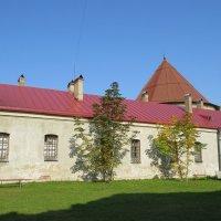 Секретный дом (старая тюрьма) в крепости Орешек :: Вера Щукина
