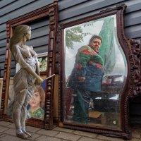 Свет мой зеркальце скажи , да всю правду покажи ... :: irina Schwarzer