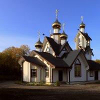 Церковь Сергея Радонежского. :: веселов михаил