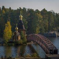 Церквушка на Вуоксе :: Наталья Левина