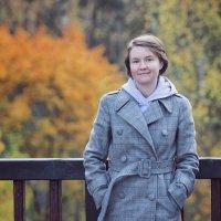 Осенний портрет :: Валерий Гришин