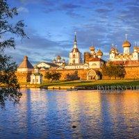 Храмы монастыря :: Юлия Батурина
