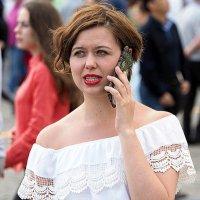 женские лики разговорчивая :: Олег Лукьянов
