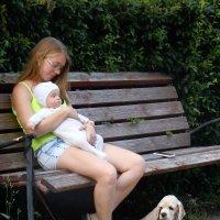 охрана материнства и детства :: Ольга Заметалова