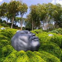 Парк скульптур Les Jardins d'Étretat :: Евгений {K}