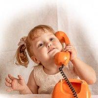 Телефон... :: Инна Сперанская