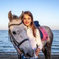 Дети-кони-море... :: Андрей Lyz
