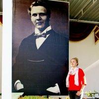 На память о Фёдоре Шаляпине... :: Евгений  Второй