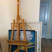 Я пришел к художнику в гости ... :: Борис