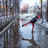 На льду :: Виктор Бондаренко