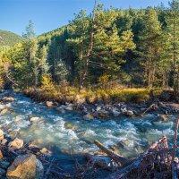 река Уллухурзук :: Аnatoly Gaponenko