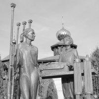 Памятник Юным тулякам - оружейникам :: Петр Ваницын