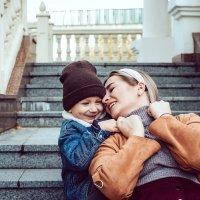 Мама&Сын :: Иллона Солодкая